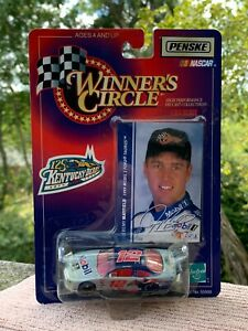 1999 Kentucky David Jeremy Mayfield Mobil 1 Racing Car NASCAR NIP 1:64