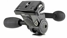 New Velbon PHD-54Q 3 Way Tripod Head with Quick Release *OFFICIAL UK STOCK*