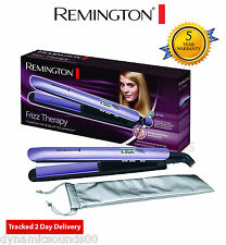 Remington S8510 Frizz Therapy 230C Hair Straightener Digital Temperature Display