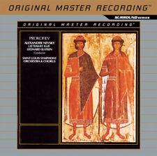 Prokofiev Alexander Nevsky & Lietenant Kije Hybrid Multi-Channel & Stereo SACD