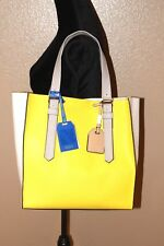 REED For Kohl's Krush Tote Hand Bag SOLAR YELLOW OPTIC MSRP $ 69.00