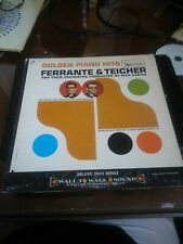 ferrante and teicher golden piano hits nick perito lp
