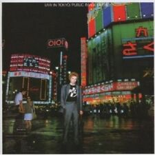 """PUBLIC IMAGE LIMITED """"LIVE IN TOKYO (2011 REMASTER)"""" CD"""