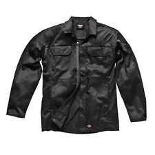 Dickies Redhawk Chaqueta WD954 cremallera abrigo de trabajo azul marino/negro
