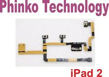 iPad 2 OEM New Version Power Volume Control Button Switch Flex Cable Replacement