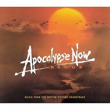 Apocalypse Now Music From The Motion Picture Soundtrack Cassette Tape Side 3 & 4
