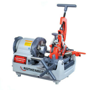 Rothenberger Portable Pipe Threading Machine 2SE