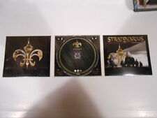 STRATOVARIUS-9 TRACK SELF TITLED LIMITED EDITION DIGIPAK CD-VIDEO+ROCKUMENTARY