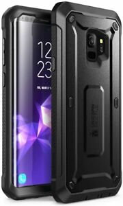 SUPCASE for Samsung Galaxy S9 Full Body Screen Protector Case Durable Hard Cover