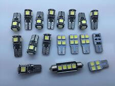 Porsche Cayenne 2 958 P2A + GTS FULL LED Interior Lights 18 pcs SMD Bulbs White