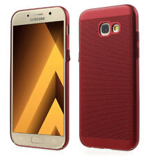 Samsung Galaxy J5 2016 Hülle Case Handy Cover Schutz Tasche Schutzhülle Etui Rot