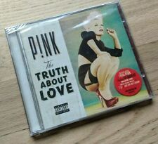 PINK The Truth About Love [PA] P!nk CD 2012 RCA - BRAND NEW & SEALED!