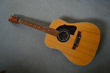 Vintage German Hoyer dreadnought acoustic guitar