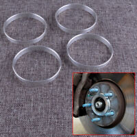 Set of 4x Spigot Rings 82,0-66,1 Alloy Wheel Hub centric spacer 82.0 to 66.1 mm