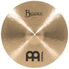 Meinl Byzance Traditional Thin Crash Cymbal 18 - Video Demo