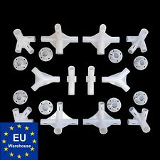 20x Spare Parts For 3x9m Gazebo Awning Tent Corner Center Connector 25/19mm