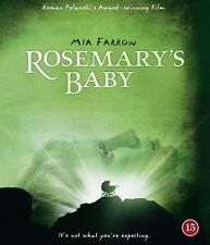 Rosemary´s Baby Region Free Blu Ray