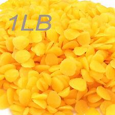 0,5 kg Gelb Bienenwachs Bio Dreibettzimmer Gefiltert Pastillen Rein perlen