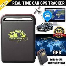Mini Car Vehicle GSM GPRS Spy GPS Tracker Tracking TK102 Magnetic Locator Device