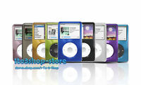 Remix Acrylic Hard Shell Case for iPod Classic 6th 7th Gen 80GB 120GB 160GB NEW