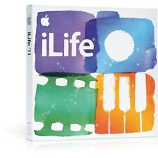 Apple iLife 11 Vollversion Familienlizenz