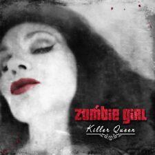 ZOMBIE GIRL Killer Queen CD 2015