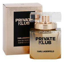 Parfum Femme KARL LAGERFELD Private Klub 45ML EDP Eau de Parfum Vapo Spray Rare