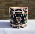 Military Drum Shaped Ice Bucket - Royal Corps Of Transport