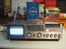 jvc Cx 500eu  Vintage TV Radio Cassette Recorder Machine