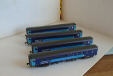 BACHMANN/FARISH MK2  DRS  COMPASS CHARTER SET RAKE OF FOUR , VERY NICE MODEL,S
