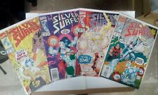 The Silver Surfer comic book lot(Marvel,1990s)Colossal Cosmic Action!