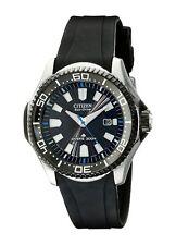 New Citizen Mens Promaster Diver Eco-Drive Watch BN0085-01E