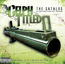 CELPH TITLED The Gatalog 4CD DEMIGODZ ARMY OF THE PHARAOHS FORT MINOR