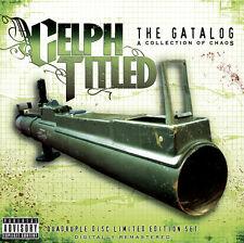 CELPH TITLED The Gatalog 4CD DEMIGODZ ARMY OF THE PHARAOHS FORT MINOR