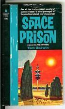SPACE PRISON by Tom Godwin, rare US pyramid space opera sci-fi pulp vintage pb