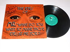 EMILE FORD-  The Eyes Of Mr. 'What Do You Want To Make Those Eyes At Me For?' LP