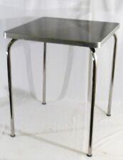 ART DECO MACHINE AGE TABLE  BAKELITE HELENE CURTIS BAUHAUS STREAMLINE DESK  30s