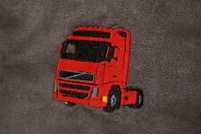 Volvo FH Globetrotter embroidered on Polo Shirt