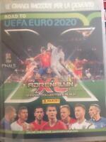 EVADO MANCOLISTE ADRENALYN XL PANINI  ROAD TO EURO 2020 TEAM MATE
