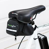 eBikeling Bicycle Bike Under Saddle Seat Rear Tail Bag Pouch Storage Waterproof