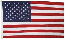 USA Flag 600D Embroidered Quality America Banner Sewn Pennant United States 3x5