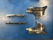 1970-1972 Chevrolet El Camino OEM Tailgate chrome 7734171  7734170 7734397