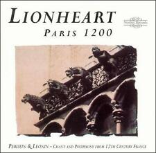 Lionheart: Paris 1200 - Chant and Polyphony from 12th Century France, New Music