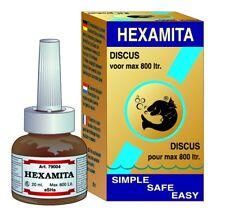 Esha Hexamita 20ml Preventivo e guarigione Pesci ornamentale Corriere 24/48 H