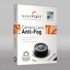 Nanofixit CAMERA LENS ANTI-FOG For Go Pro Nikon Cannon