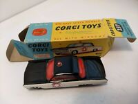 "Mint Corgi Toys' 237 Oldsmobile ""Sheriff"" Car with Nearly mint box"