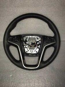 2015 2016 Buick Lacrosse Black Leather Steering Wheel New OEM 23492197 1933