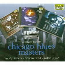 CDs de música Chicago Blues blues various