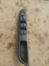 SUBARU FORESTER  SG9 OSF DRIVERS WINDOW SWITCH PACK FOLDING MIRRORS