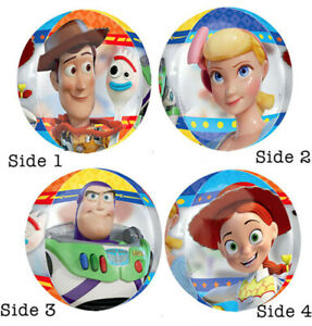 """TOY STORY 4 ORBZ Foil Balloon 